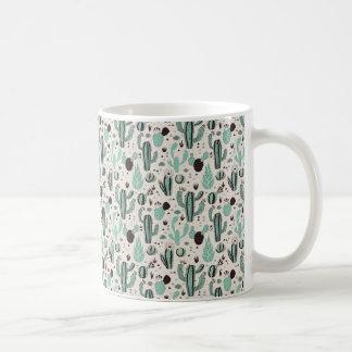 サボテン コーヒーマグカップ