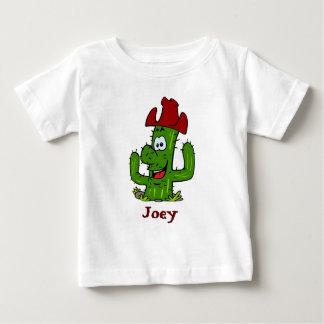 サボテンJoey ベビーTシャツ