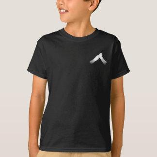 サポートアメリカ手話(背部) (6) Tシャツ
