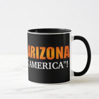 サポートアリゾナのマグ マグカップ