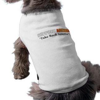 サポートアリゾナペット衣類 ペット服