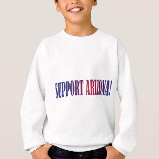 サポートアリゾナ! スウェットシャツ