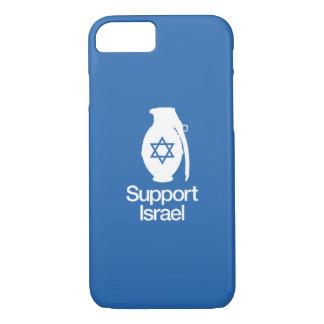 サポートイスラエル共和国-ガザハマスの対立のiPhone 7の場合 iPhone 8/7ケース