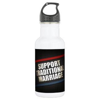 サポート伝統的な結婚 ウォーターボトル