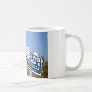 サポート愛憎悪ではなく-支柱8のいいえ コーヒーマグカップ