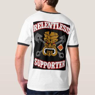 サポート無情な車クラブ Tシャツ
