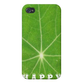 サポート緑は、惑星を救います iPhone 4/4S CASE