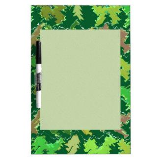サポート緑- Navin著深いジャングルの芸術 ドライイレースボード