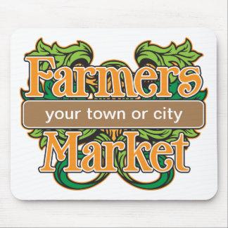 サポート農家の市場 マウスパッド