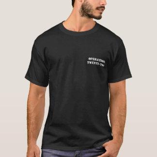 サポート退役軍人の自殺意識 Tシャツ