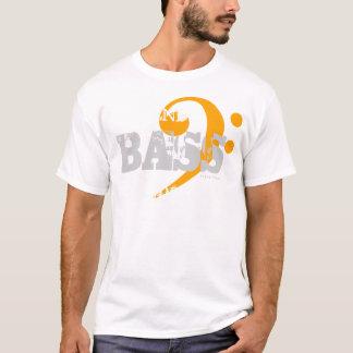 サポート9オレンジのための聖歌隊のTシャツの低音 Tシャツ