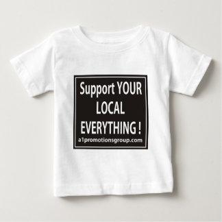 サポート ベビーTシャツ