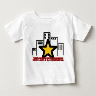 サポートDA UNDA'GROUND!!! ベビーTシャツ