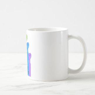 サポートLGBT コーヒーマグカップ