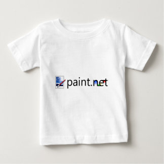 サポートPaint.Net ベビーTシャツ