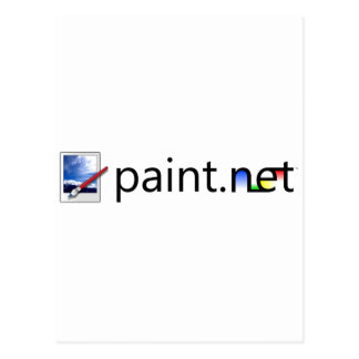 サポートPaint.Net ポストカード