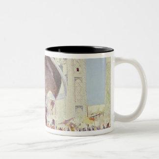 サマルカンド1869-71年 ツートーンマグカップ