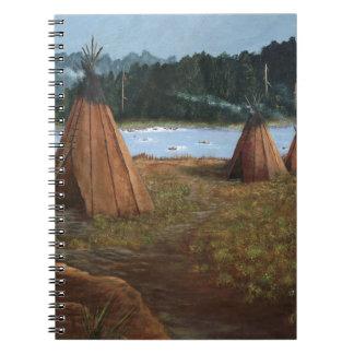 サマーキャンプ ノートブック