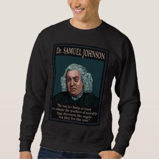 サミュエル・ジョンソン先生 スウェットシャツ
