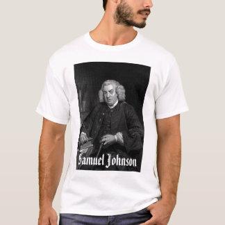 サミュエル・ジョンソン、サミュエル・ジョンソン Tシャツ