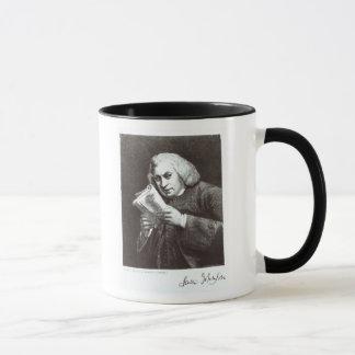 サミュエル・ジョンソン マグカップ
