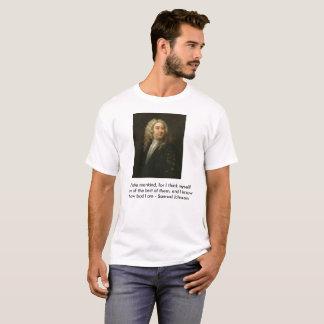 サミュエル・ジョンソン Tシャツ