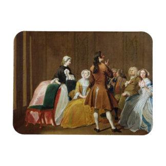 サミュエル・リチャードソンの「ClarからのHarlowe家族、 マグネット