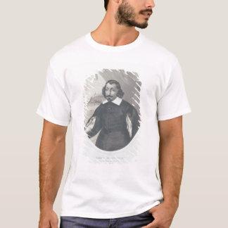 サミュエルde Champlain 1854年 Tシャツ