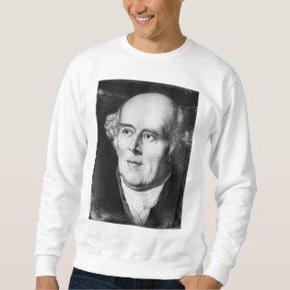 サミュエルHahnemannの熟視 スウェットシャツ