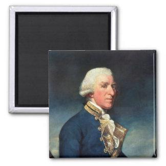 、サミュエルHood海軍大将Hood 1784年第1子爵 マグネット