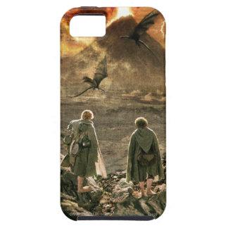 サムおよびFRODO™の接近の山の運命 iPhone SE/5/5s ケース
