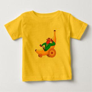 サムの幸運なTシャツ ベビーTシャツ