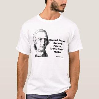 サムアダムスのマレットのTシャツ Tシャツ