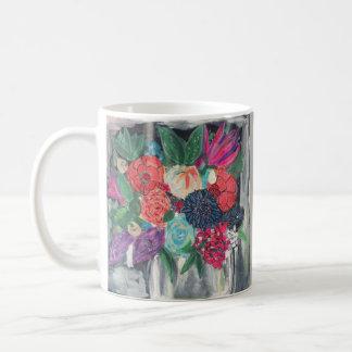 サムミゲルの花、マグ コーヒーマグカップ