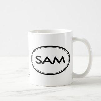 サム コーヒーマグカップ