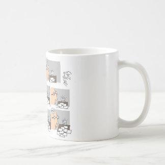 サムBackhouse著地獄の仕事日の漫画 コーヒーマグカップ