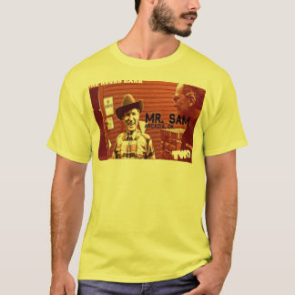 サムT-Shirt氏 Tシャツ