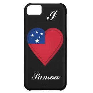 サモアのSamoanの旗 iPhone5Cケース