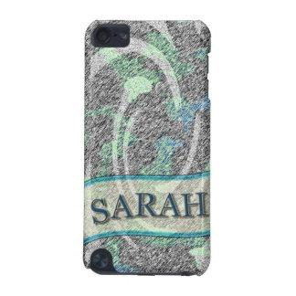 サラの抽象芸術の渦巻のIpod touchの電話箱 iPod Touch 5G ケース