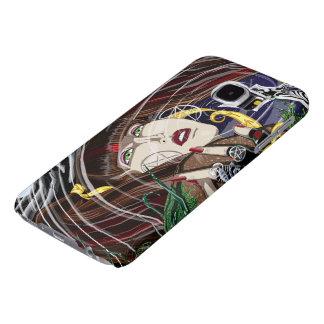 サラばら色シリーズ銀河系S6の箱 SAMSUNG GALAXY S6 ケース