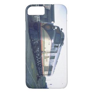 """サラソウジュRR Baldwin """"ムカデ"""" #4500_Trains iPhone 8/7ケース"""