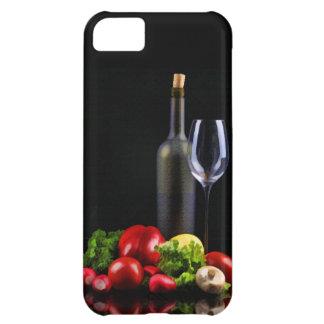 サラダのためのワイン iPhone5Cケース