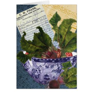 サラダボール カード