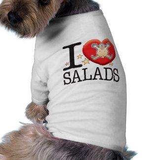 サラダ愛人 ペット服