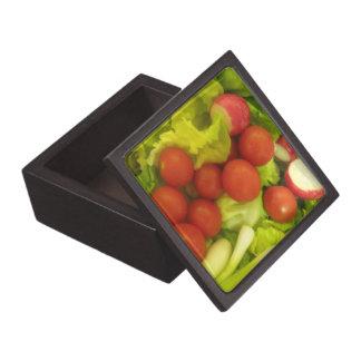 サラダ野菜の優れたギフト用の箱 ギフトボックス