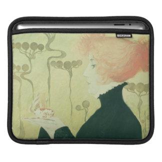 サラ・ベルナールのポートレート iPadスリーブ
