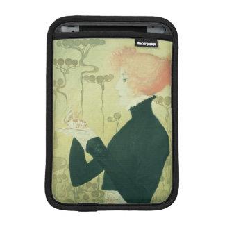 サラ・ベルナールのポートレート iPad MINIスリーブ