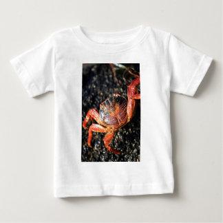 サリーのlightfootのカニのガラパゴス諸島 ベビーTシャツ