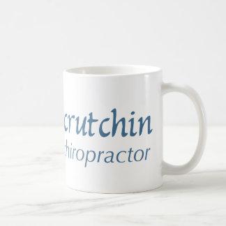 サリーScrutchinのカイロプラクター コーヒーマグカップ