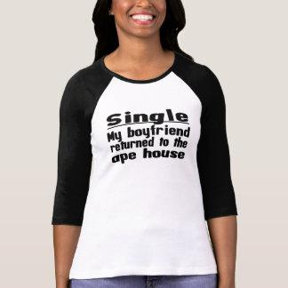 サルの家 Tシャツ